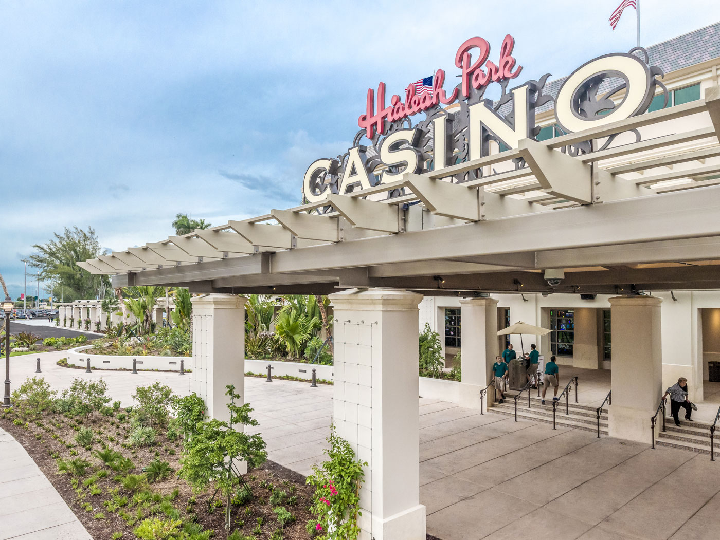 Hialeah Park Casino Address