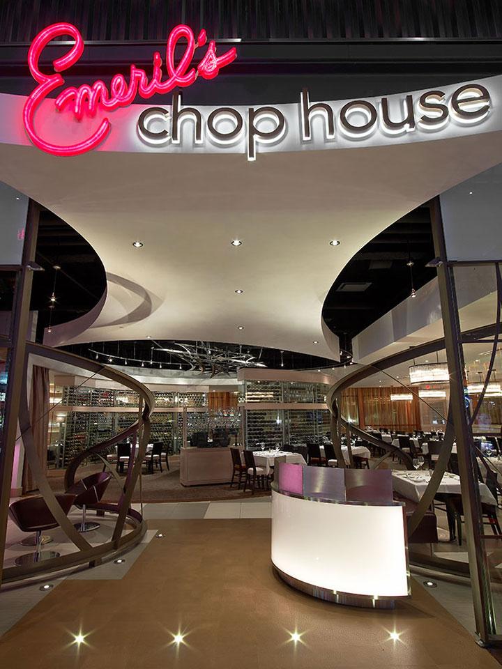 Emeril S Chop House Floss Barber Inc
